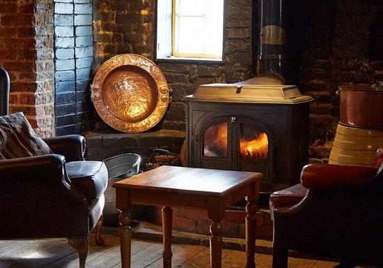 Holywell, UK: Bar/Lounge
