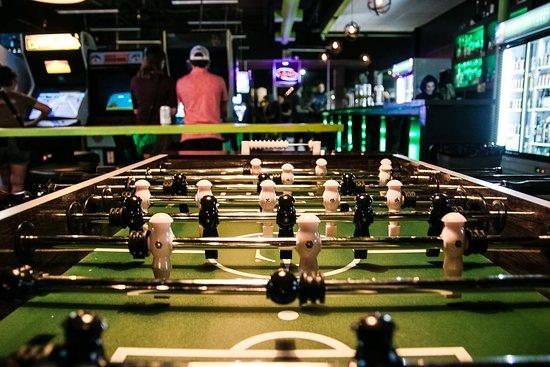 Regeneration Arcade Bar and Pizzeria