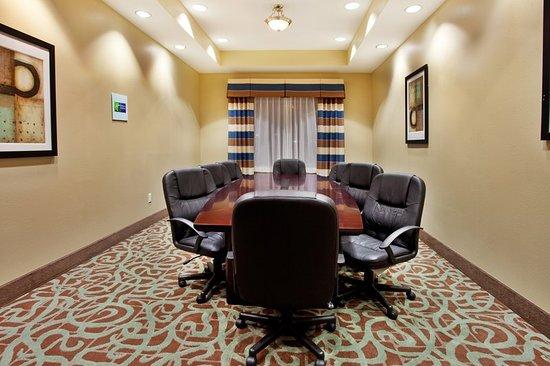 Eunice, LA: Meeting room