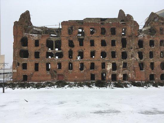 Дом Павлова(Дом Солдатской Славы)