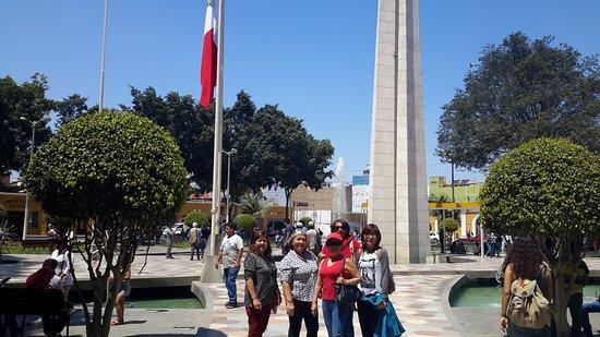 Plaza de Armas: Plaza