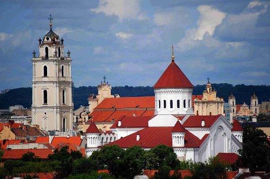 Small-Group Vilnius Half Day City Tour