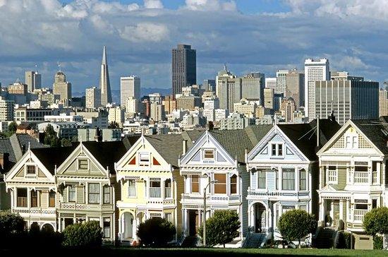 Liten gruppe tur: San Francisco City...