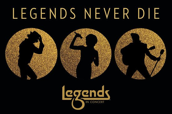 Legends in Concert in Flamingo Las ...