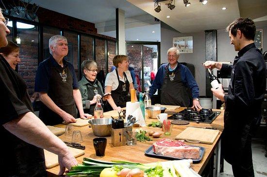 Paris Market Tour and Cooking Class