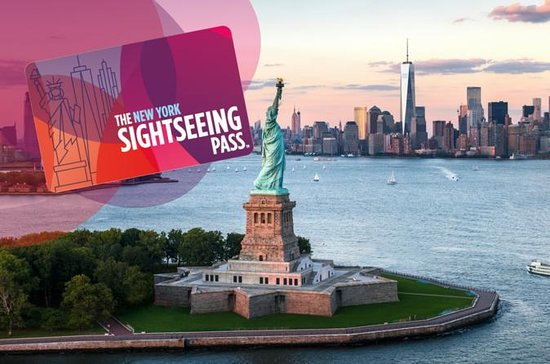 Tarjeta New York Sightseeing Pass