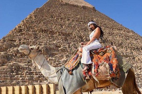 Entdecken Sie die Pyramiden und das Ägyptische Museum mit einer...