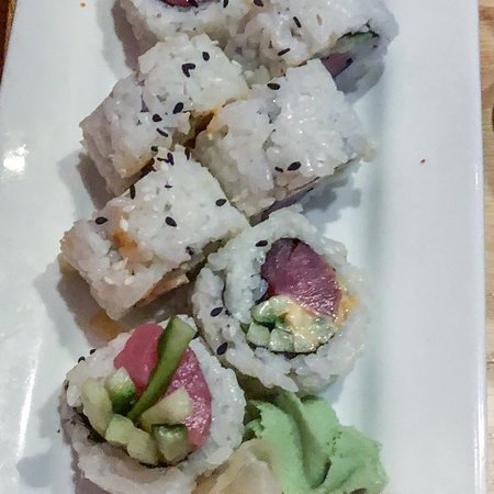 The Cowfish Sushi Burger Bar: photo6.jpg
