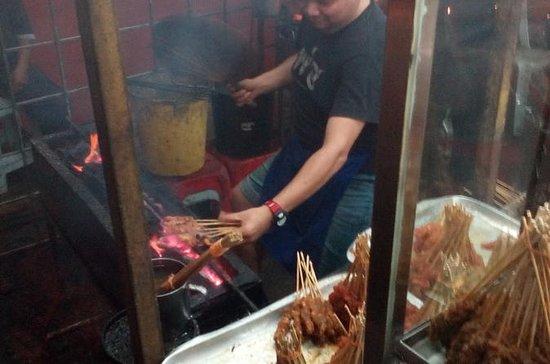 Lecker lecker Street Food Tour...