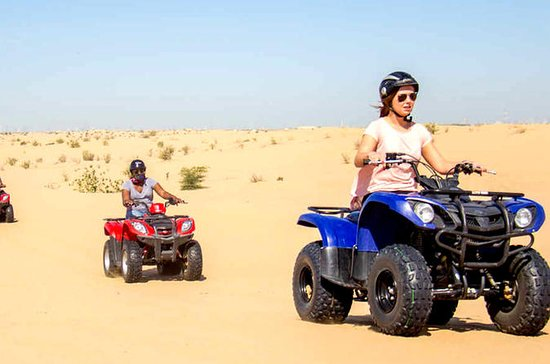 Dubai Mega Safari Quad Biking and...