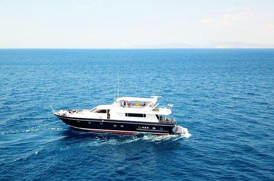 Juveler av Saronic All Day Cruise til...