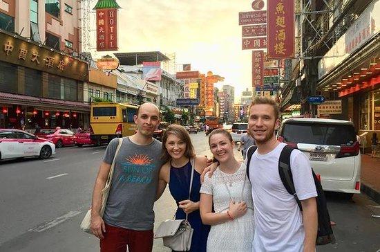 Kvelden Chinatown Food Tour
