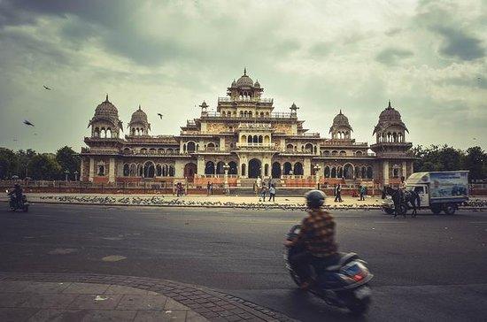 Privat Helgedagstur i Jaipur
