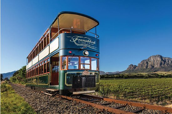 Full-Day Franschhoek Wine Tram Tour...