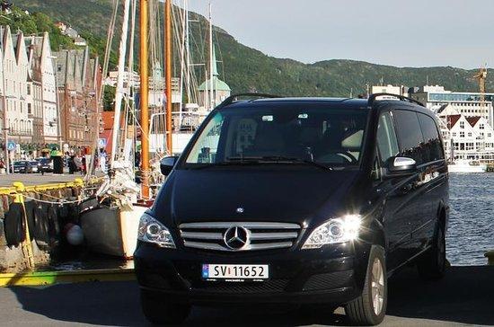 STANDARD - Bergen cidade transferência