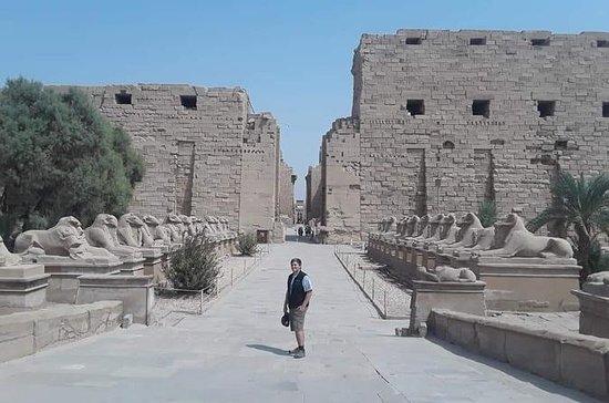 Tweedaagse tour naar Luxor vanuit ...