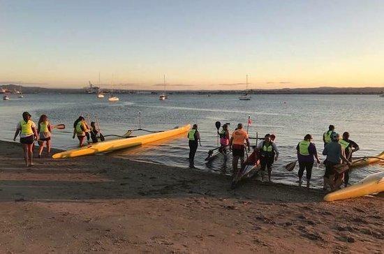 Waka Ama (Outrigger Canoe) Expérience