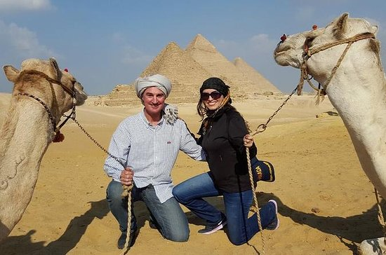 Excursion d'une journée aux pyramides...