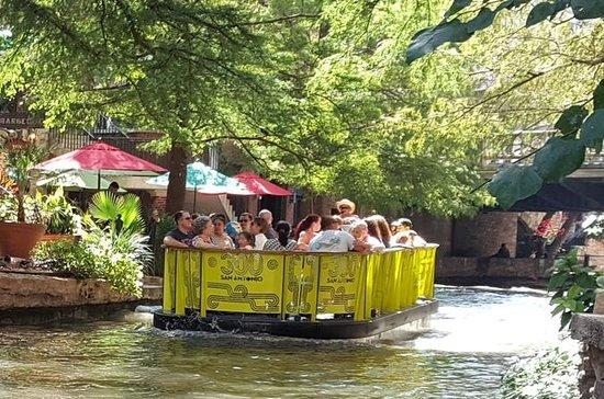 River Walk Cruise, Buckhorn Saloon...