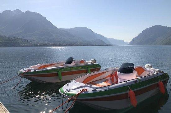 3 timer båtutleie Comosjøen
