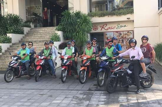 Motorbike Tour and Dragon Boat Cruise...