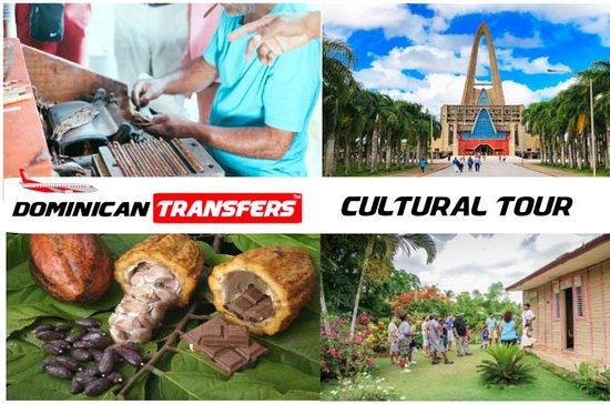 Descoberta dominicana, um tour...