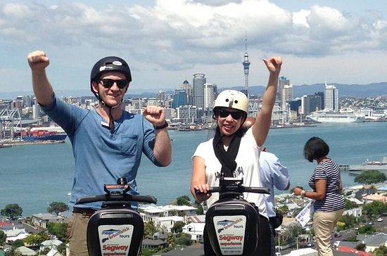Guided Segway Tour to the summit of...