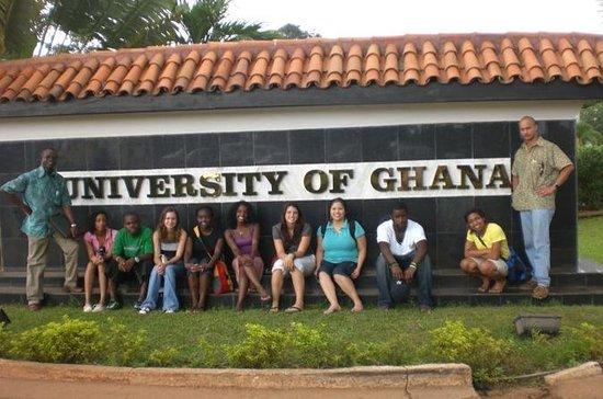 EDUCATIEVE TOUR VAN GHANA