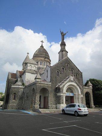 Balata Cathedral (Sacré-Coeur de Balata): sacré coeur de Balata
