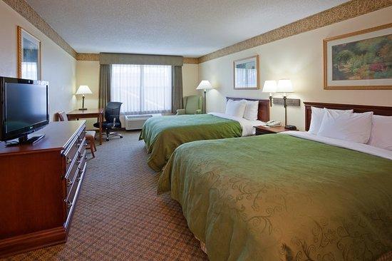 Albertville, Μινεσότα: Guest room