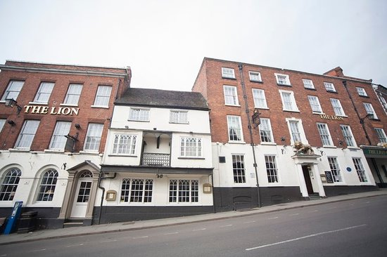 The lion hotel shrewsbury by compass hospitality 73 - Shrewsbury hotels with swimming pools ...