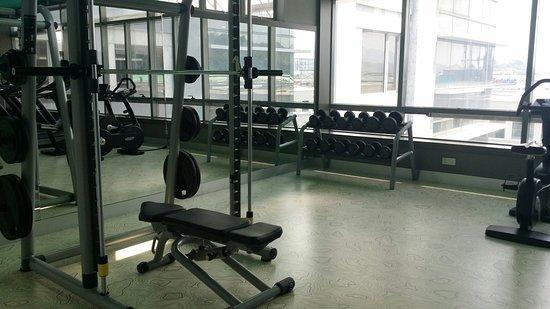 Avangio hotel gym facilities picture of avangio hotel kota