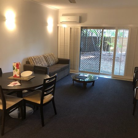 Two bedroom apartment by WorldMark South Pacific Club   resorts group.