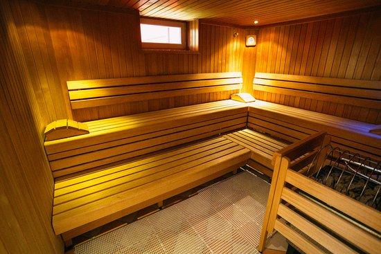 Dobriach, Österrike: Sauna