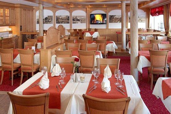 Graechen, Swiss: Restaurant