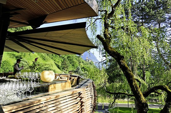 Parkhotel Sonnenhof: Bar/Lounge
