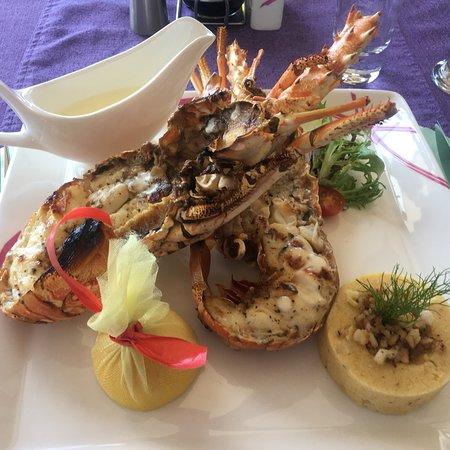 Hulhule Island: Uduvilaa Restaurant