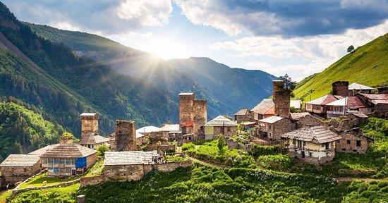 Снимок Регион Самегрело и Земо-Сванети