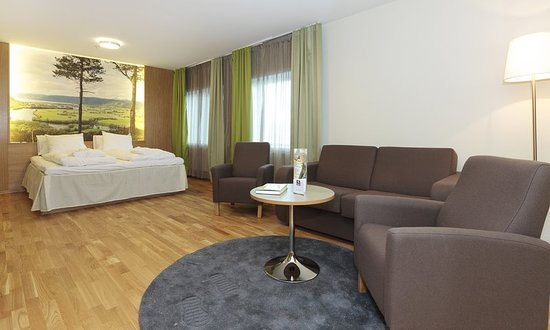 Surnadal Municipality, Norway: Guest room