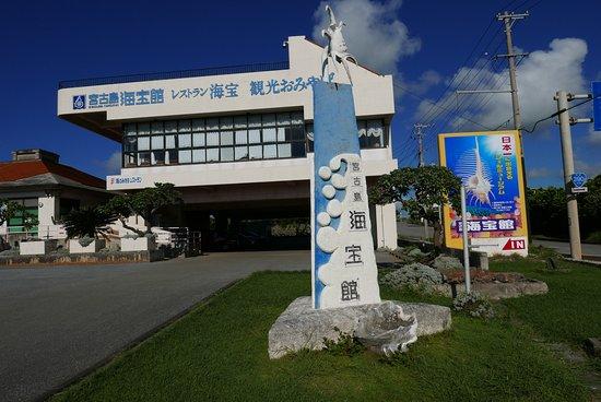 Miyakojima Sea Treasure Museum
