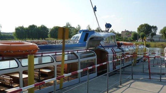 Rusalka - Rejs statkiem jez. Goplo