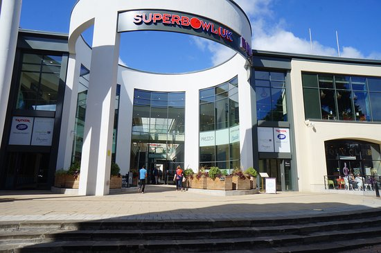 Buttermarket Shopping Centre