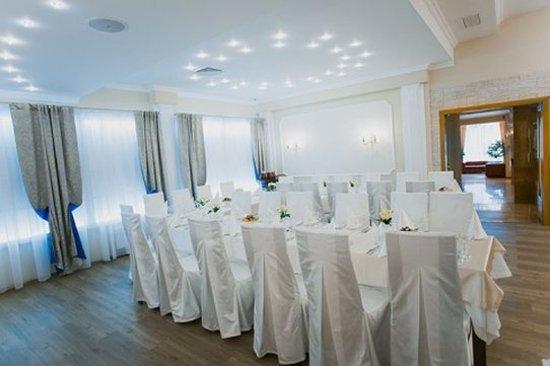 Oktyabrskaya Hotel: Restaurant