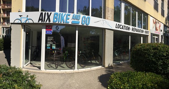 ‪Aix Bike and GO‬