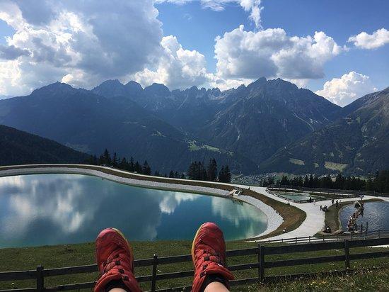 Mieders, Austria: relax dopo la camminata