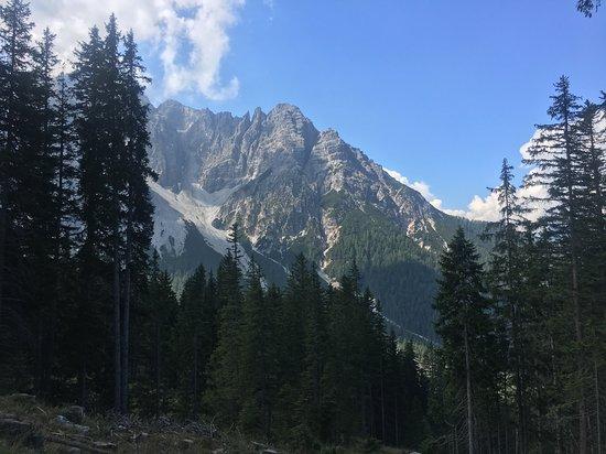 Mieders, Austria: panorama