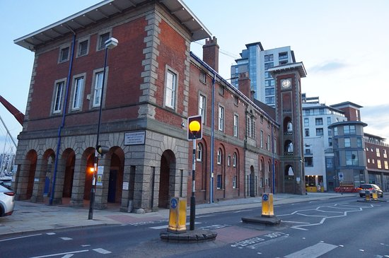 Old Customs House Picture Of The Old Custom House Ipswich Tripadvisor