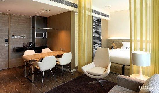 Lodgewood by L'hotel Mongkok Hong Kong: Suite