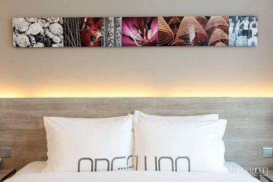 Lodgewood by L'hotel Mongkok Hong Kong: Guest room