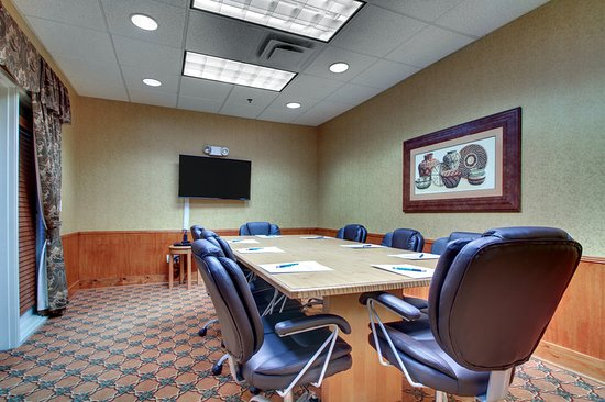 Eatonton, GA: Meeting room